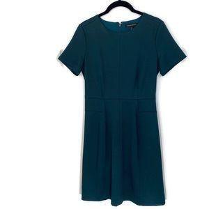 Banana Republic A-Line Dress Green Size 2